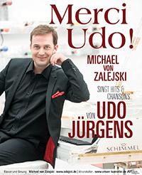 Poster Programm Merci Udo